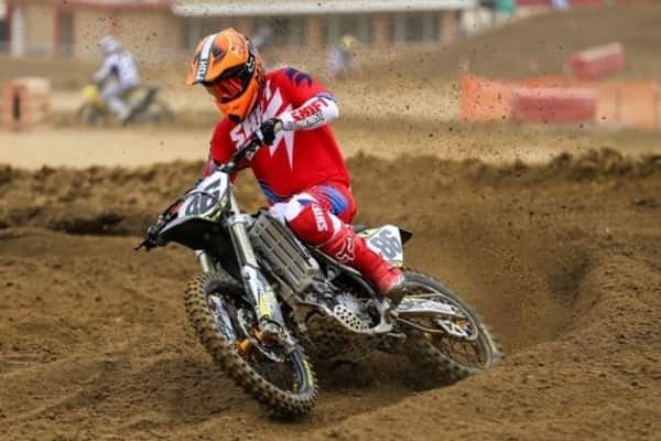 Ripclear motocross goggle lens protection